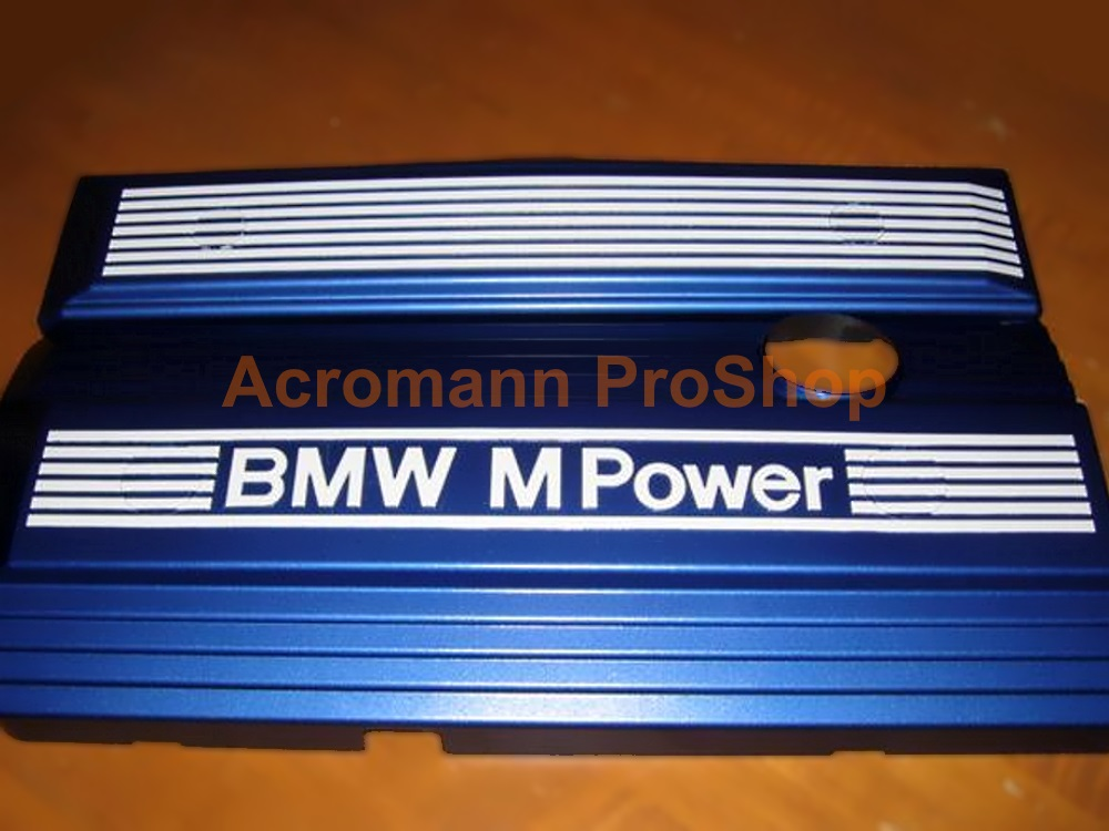 BMW M Power Engine Cover Airbox Decal (Style#2) x 1 set